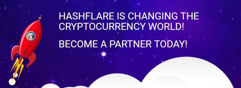 Hashflare provides cloud mining services from as little as 1.2 USD