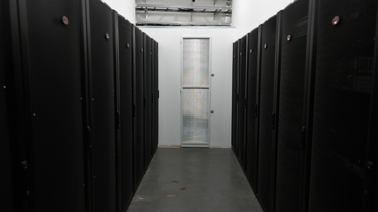 Hashflare data center