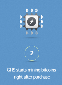 Start mining at Terabox